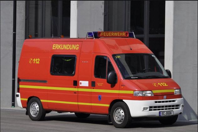 ABC-Erkundungsfahrzeug